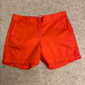 J. Crew Factory Chino Broken-In shorts size 0
